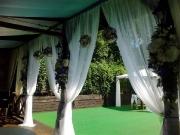 Оформление свадьбы на природе