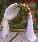 Свадебная арка 8