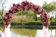 Свадебная арка 4