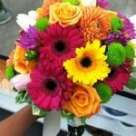 Букет цветов 23
