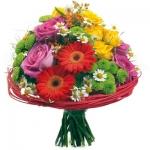 Букет цветов 25