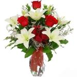 Букет цветов 86